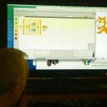 L'ambiente di programmazione Lego NXT